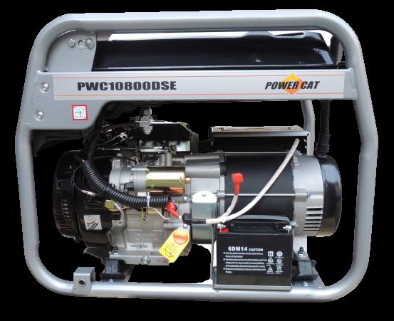 Generador PWC13000E